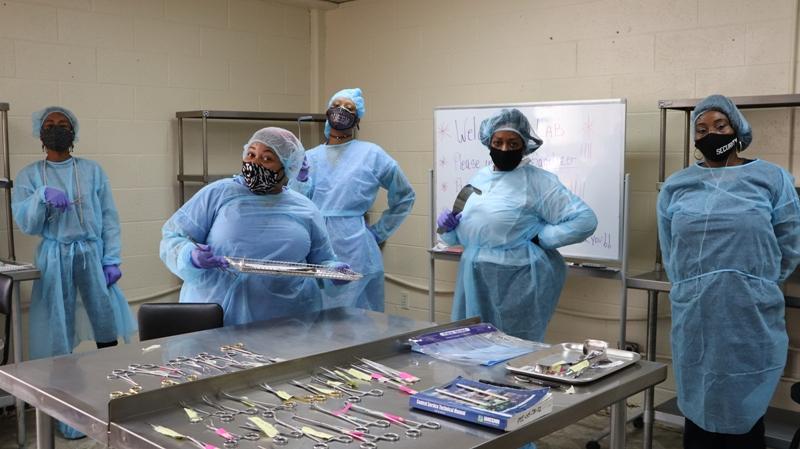 Sterile Processing Technician Certificate Program